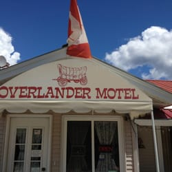 Photo Of Overlander Motel Chase Bc Canada