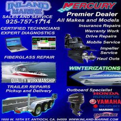 Inland Marine Sales And Service 14 Reviews Boating 1600 W 10th