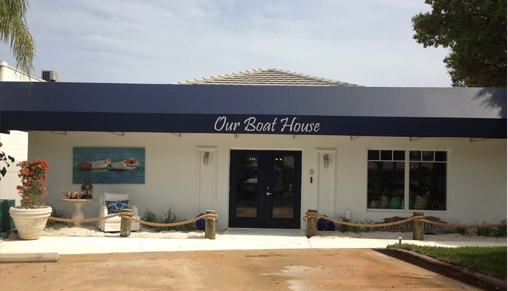 Our Boat House Home Furniture Store Featuring Slipcovered Furniture Coastal Lighting Indoor