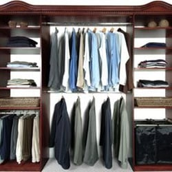 Photo Of Solid Wood Closets   Glendale, CA, United States. Closet  Organizers