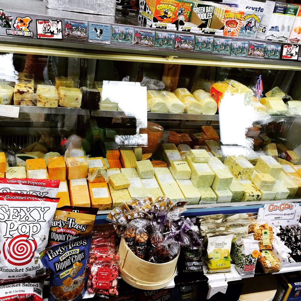 Bieri's Jackson Cheese & Deli: 3271 Hwy P, Jackson, WI