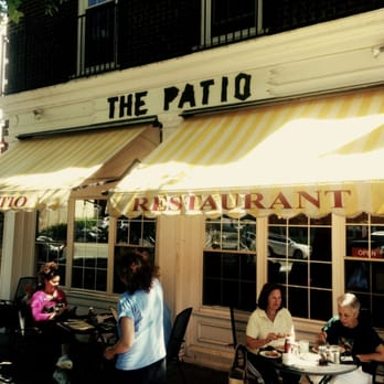Photo Of The Patio Briarcliff Manor Ny United States Outdoor Dining