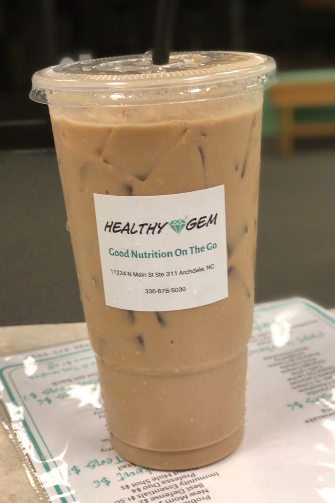Healthy Gem: 11234 N Main St, Archdale, NC