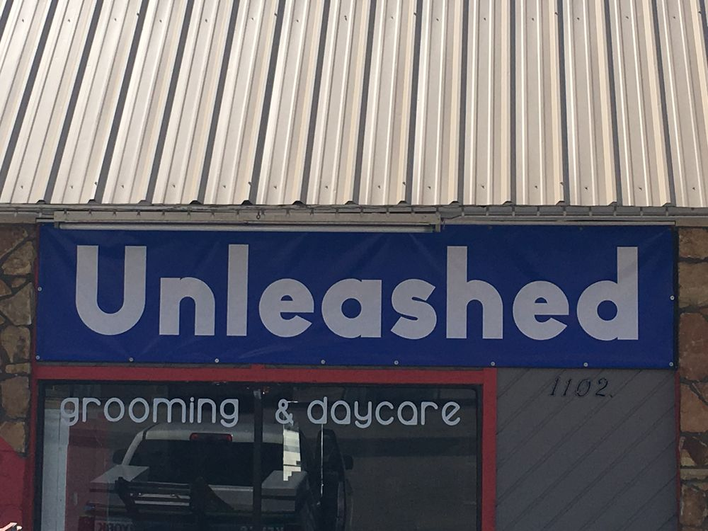 Unleashed Daycare & Grooming: 1102 Hwy 1431, Marble Falls, TX