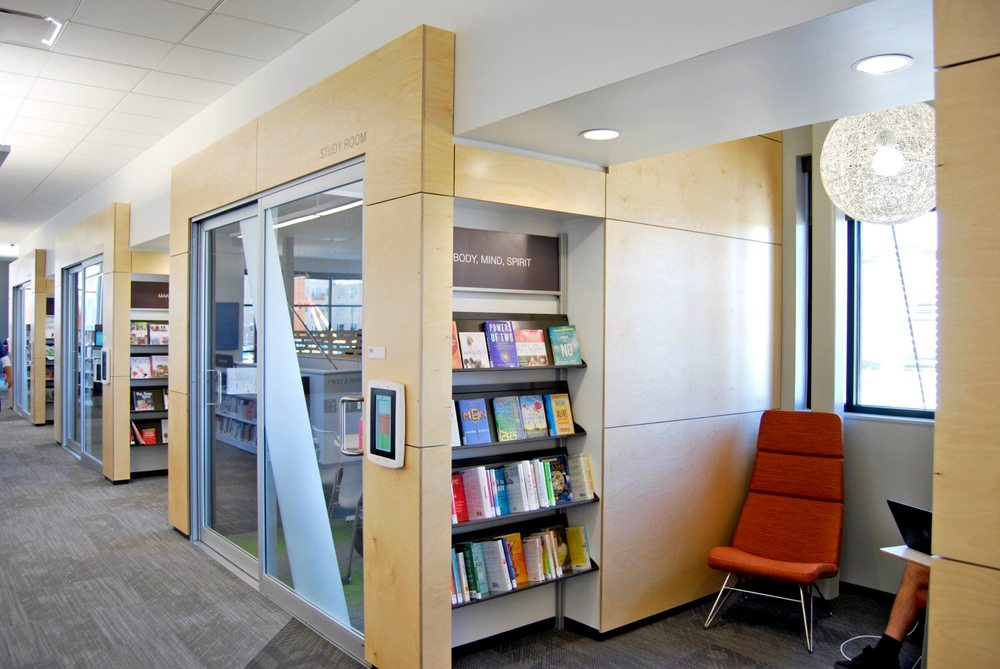 Douglas County Libraries - Lone Tree: 10055 Library Way, Lone Tree, CO