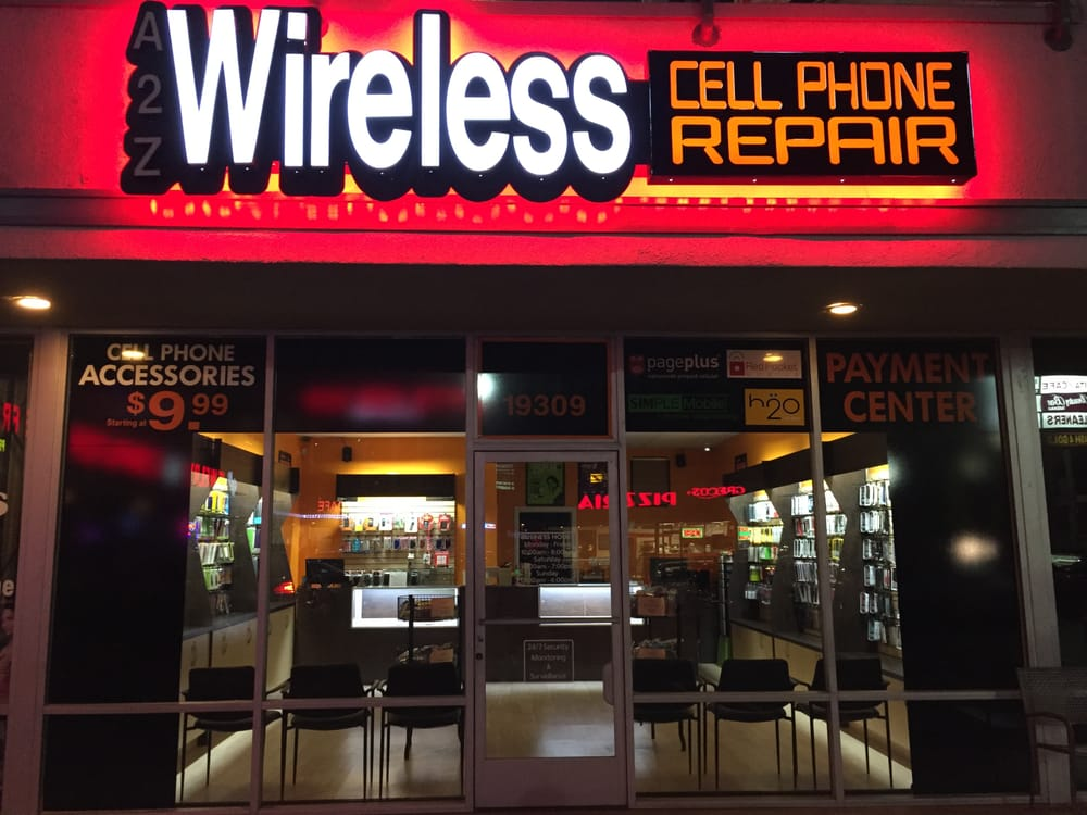 A2Z Wireless iPhone Repair