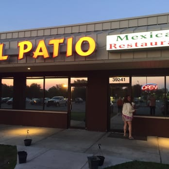 Photo Of El Patio Mexican Restaurant   Farmington, MI, United States. View  From
