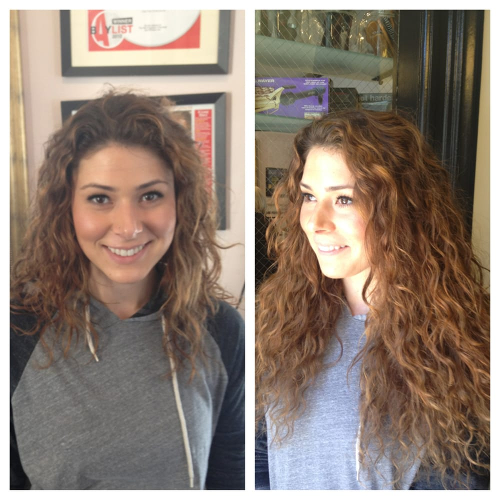 Curly Extensions Before And After Yelp