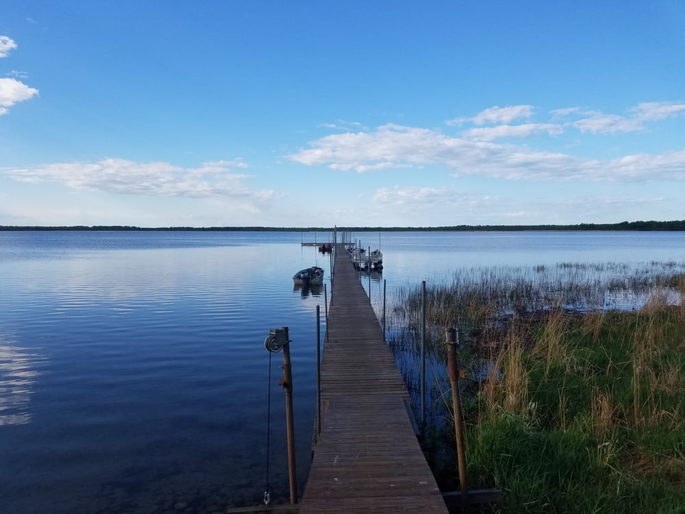 Little Winnie Resort & Campground: 55671 County Road 9, Deer River, MN