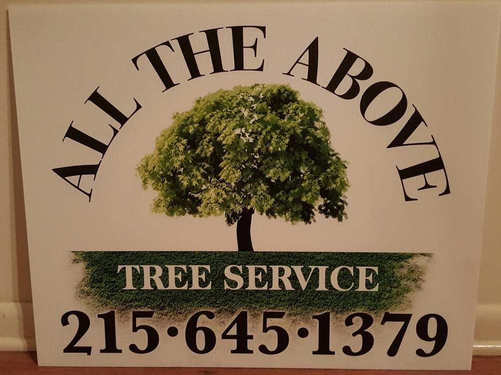 All The Above Tree Service, LLC