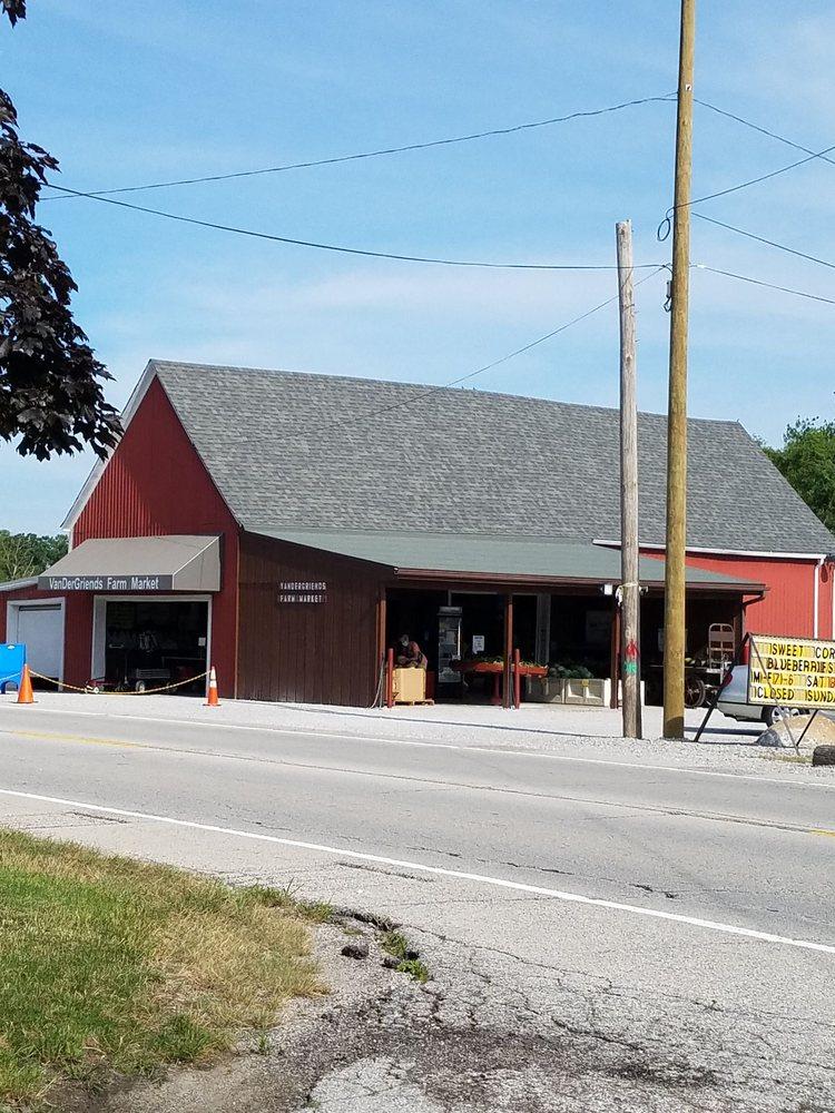 Van Der Griend's Farmstand: 2812 Glenwood Lansing Rd, Lynwood, IL