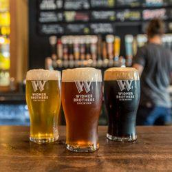 Widmer Brewery Food Menu
