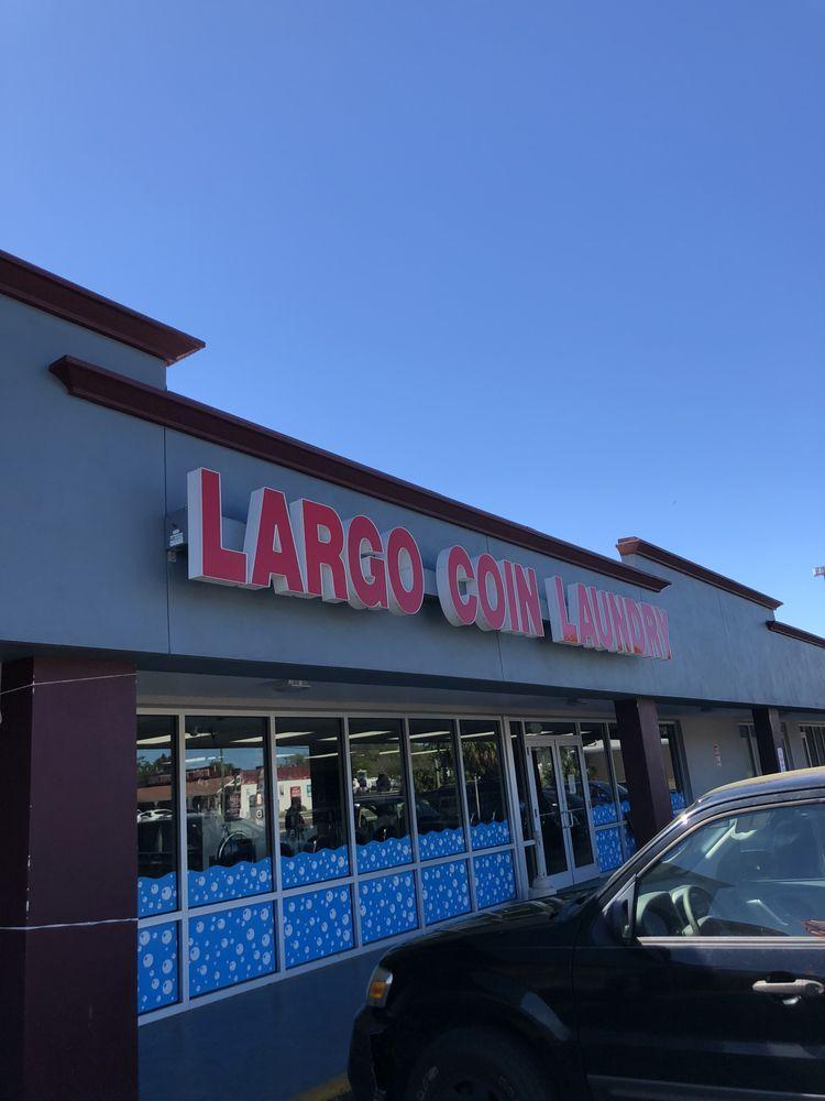 Largo Coin Laundry: 11540 Walsingham Rd, Largo, FL