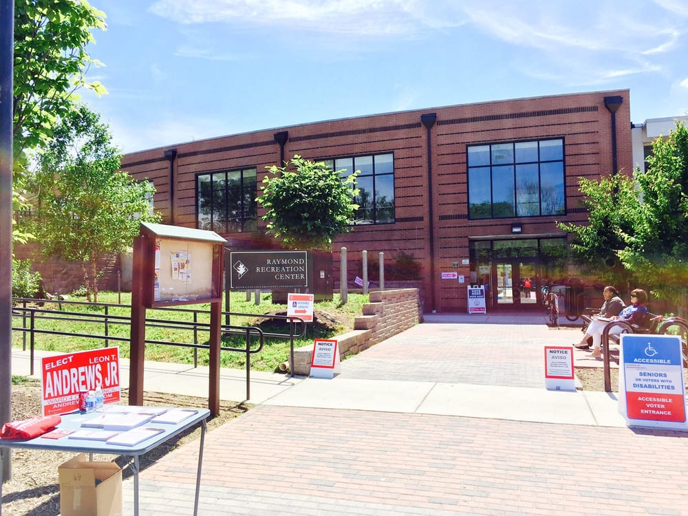 Raymond Recreation Center