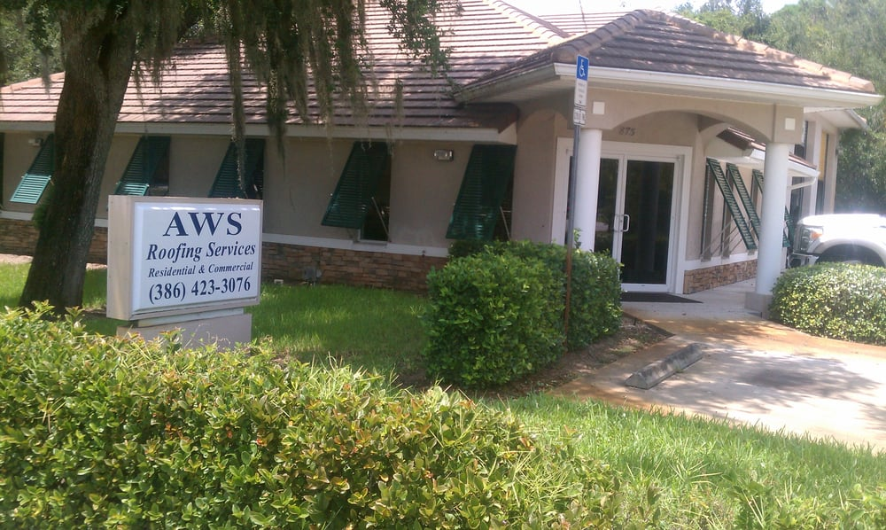Aws Roofing Services Inc   Roofing   875 W Park Ave, Edgewater, FL   Phone  Number   Yelp