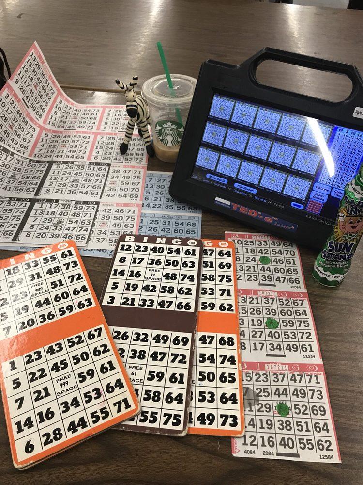 Top Bingo Hall: 220-34 Jamaica Ave, Queens Village, NY