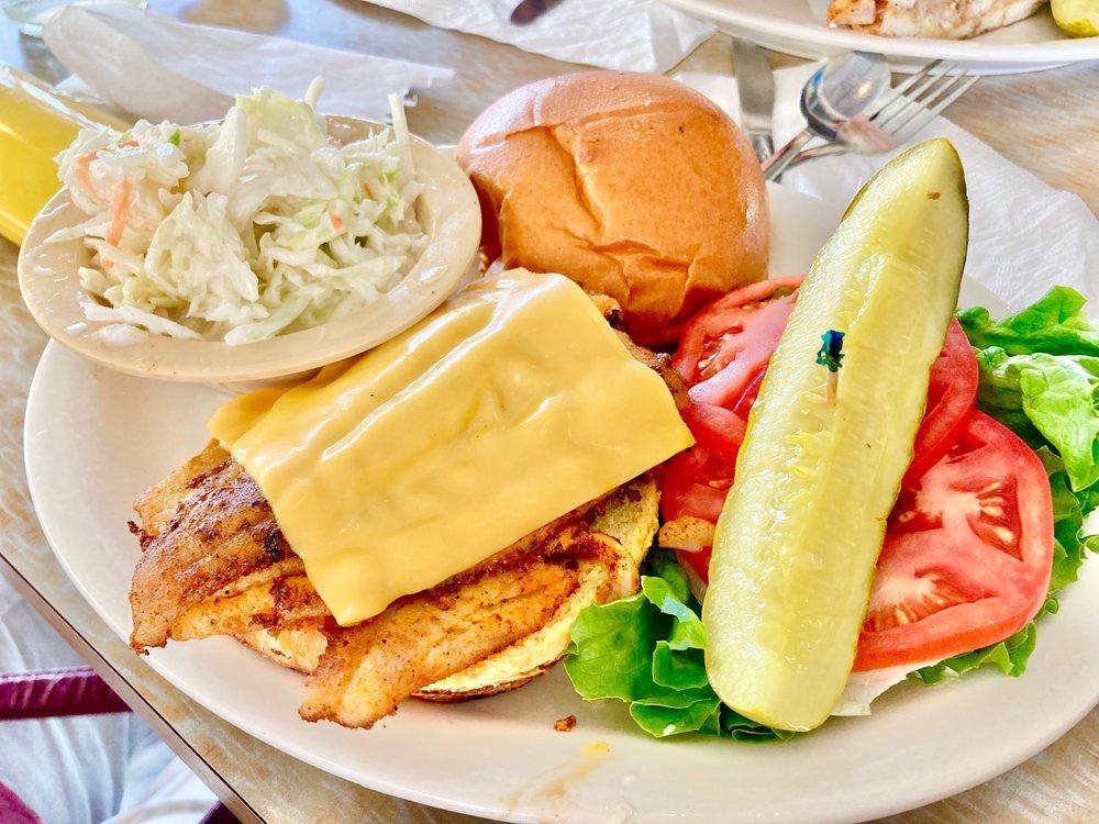 Rossi's Side Street Cafe: 910 Village Trl, Port Orange, FL