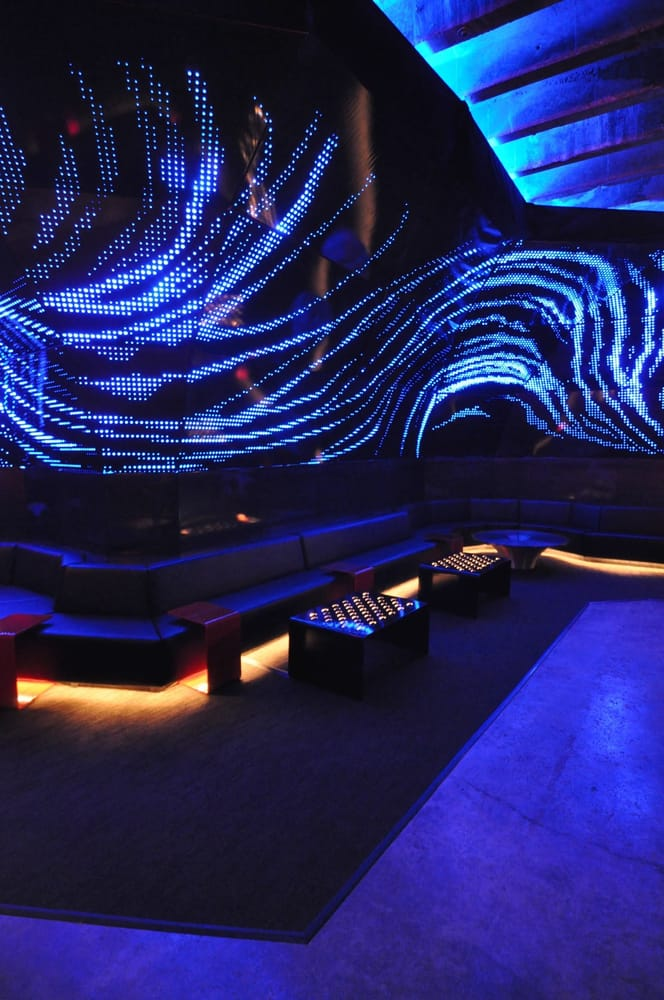 Halo Lounge: 817 W Peachtree St, Atlanta, GA