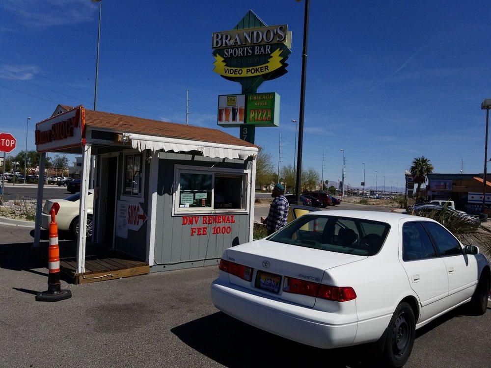 Direct Smog Check # 1: 4085 Blue Diamond Rd, Las Vegas, NV