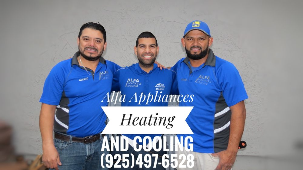 Alfa Heating and Cooling: 53 Manor Dr, Pittsburg, CA