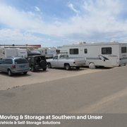 U Haul Moving Storage At Southern And Unser