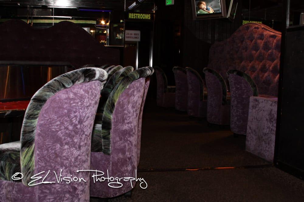 Strip Club Sitting Arrangement - Yelp