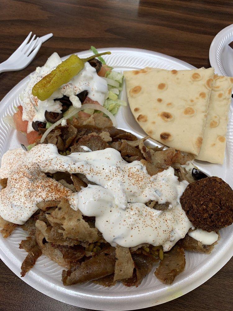 Sam's Greek Cafe 3: 16504 Fort Campbell Blvd, Oak Grove, KY