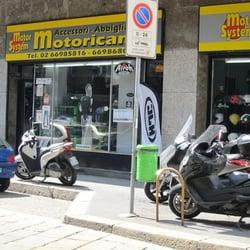 Motor system ricambi e accessori auto via leopoldo for Via marangoni milano