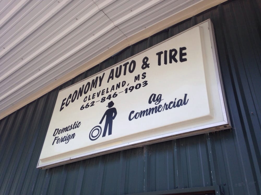 Economy Auto & Tire Supply: Hwy 61 S, Cleveland, MS