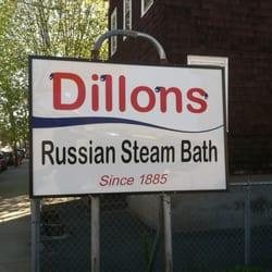 Street Baths Russian Baths