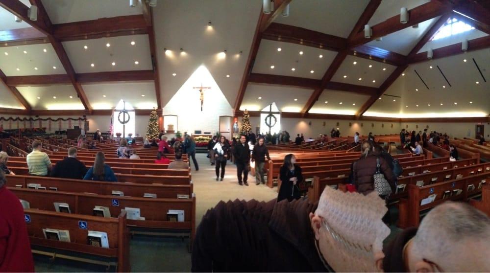 St Elizabeth Ann Seton Catholic Church: 12805 Valleywood Dr, Woodbridge, VA