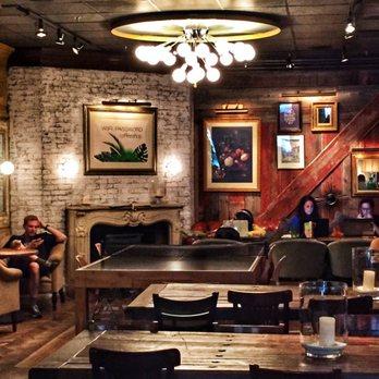 Retro Cafe And Restaurant Chicago Il