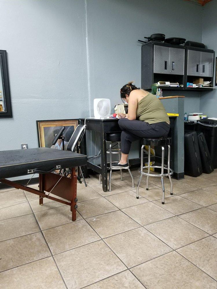Tom Fooleries Tattoo: 4020 Monroe Ave, El Paso, TX