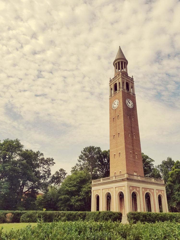 The University of North Carolina At Chapel Hill: 250 E Franklin St, Chapel Hill, NC