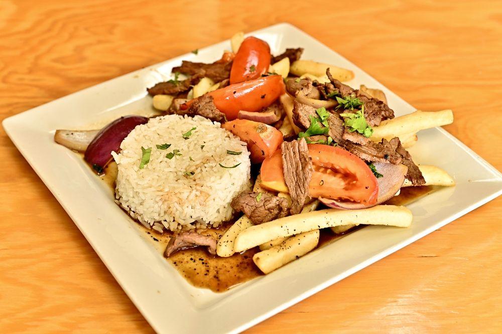 Machu Picchu Peruvian Grill: 7007 Bandera Rd, Leon Valley, TX
