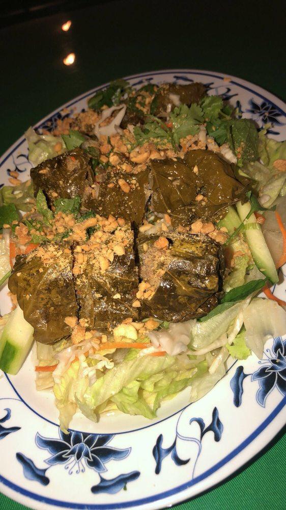 Food from Vietnamese Cuisine Restaurant