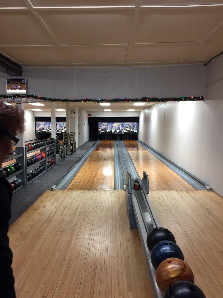 Casoni Bowling Lanes: 246 2nd Ave, Sutersville, PA