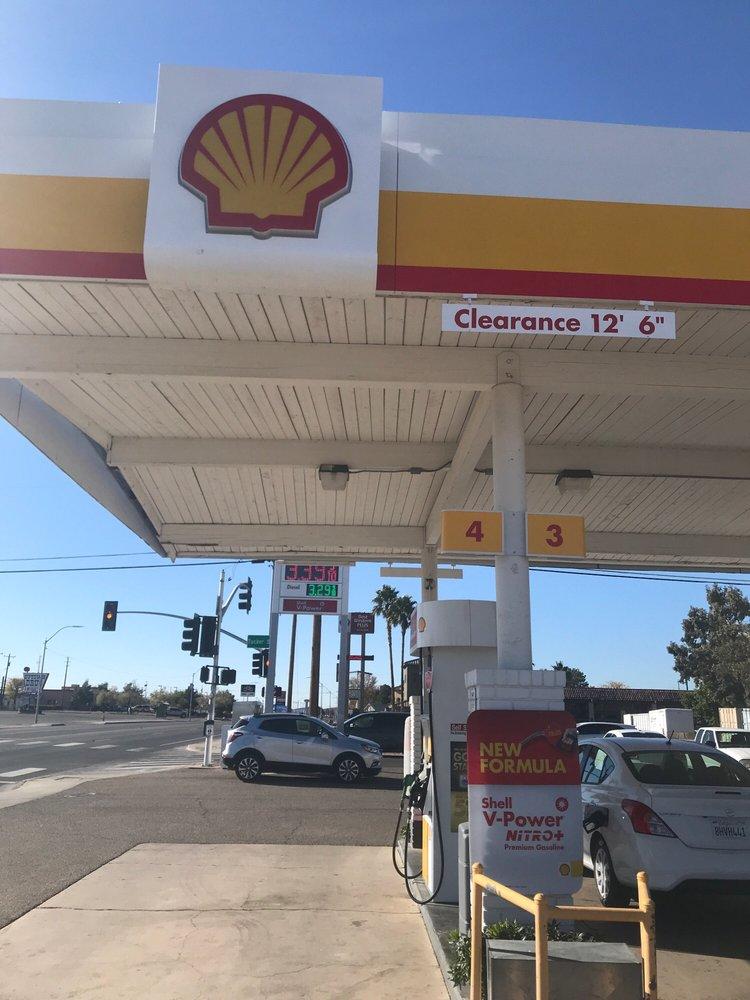 Shell Mini-Mart: 3260 N Highway 66, Kingman, AZ