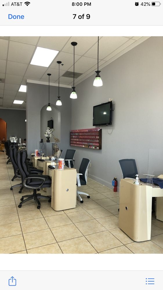 Luxury Nail Spa: 27151 Crossroads Pkwy, Rossford, OH