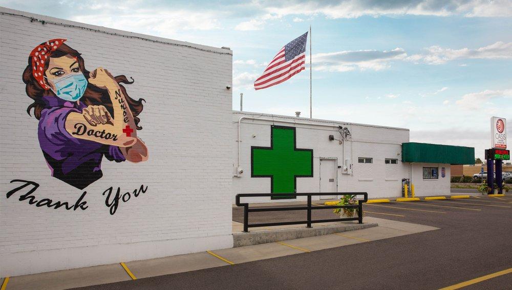 Oasis Cannabis Superstore: 6359 E Evans Ave, Denver, CO