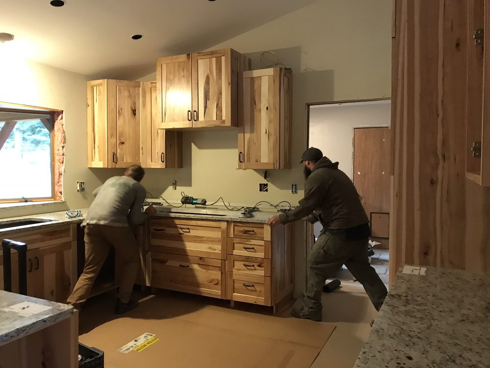 Distinctive Countertops & Cabinetry: 105 Rocky Cliff Ln, Kalispell, MT