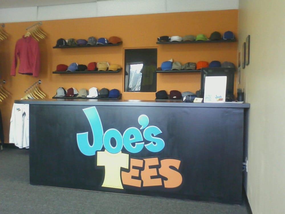 Joe's Tees