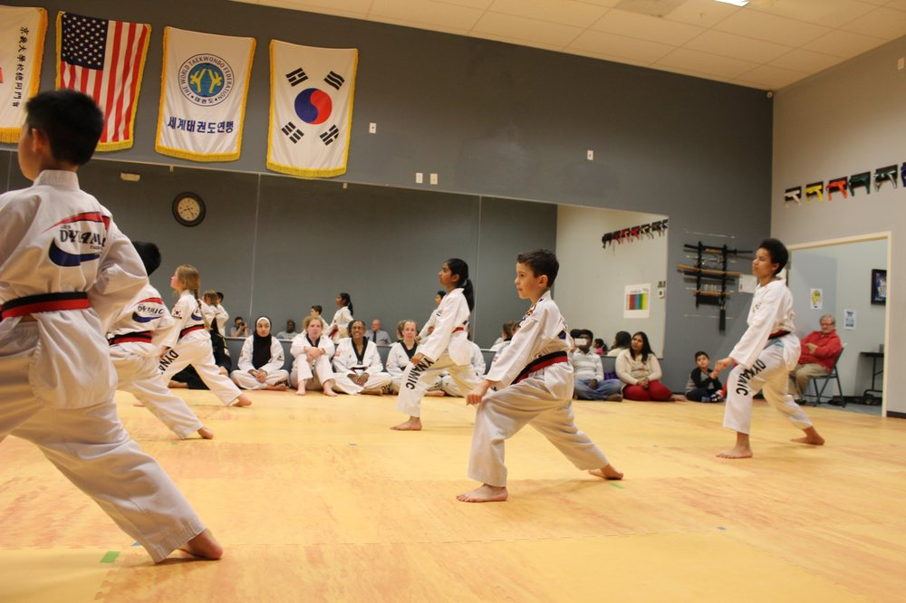 Lee's Dynamic Taekwondo: 44190 Waxpool Rd, Ashburn, VA