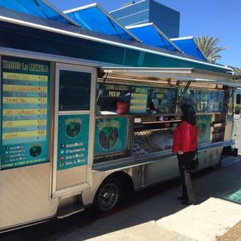 Tacos La Mezcla Food Truck