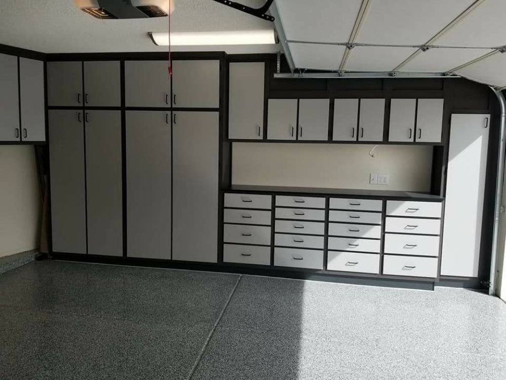Garage Cabinets By Eric