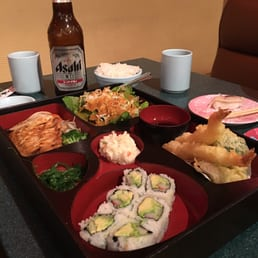 East Japanese Restaurant - West Nyack, NY, United States. Bento box