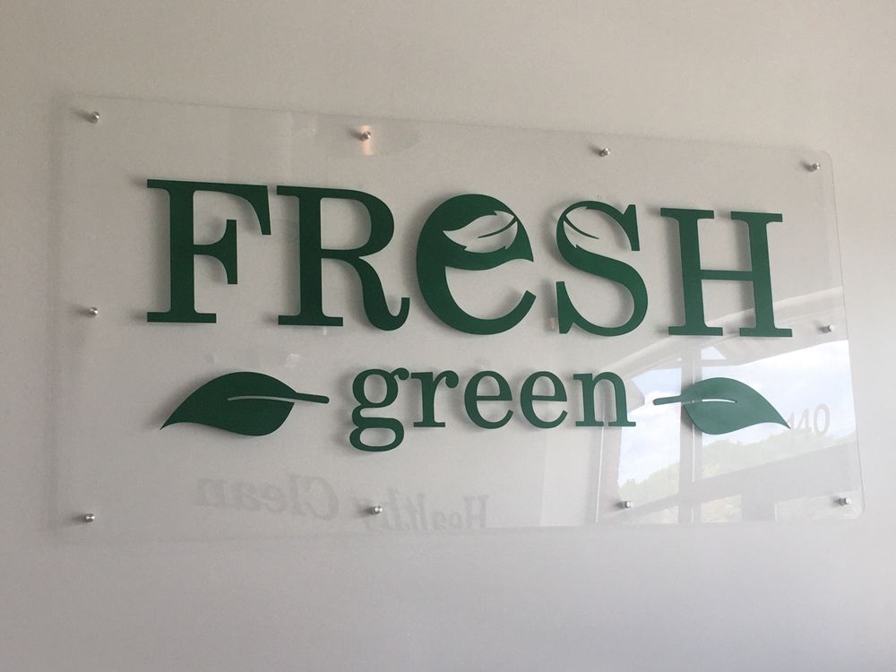 Fresh Green: 15475 Annapolis Rd, Bowie, MD
