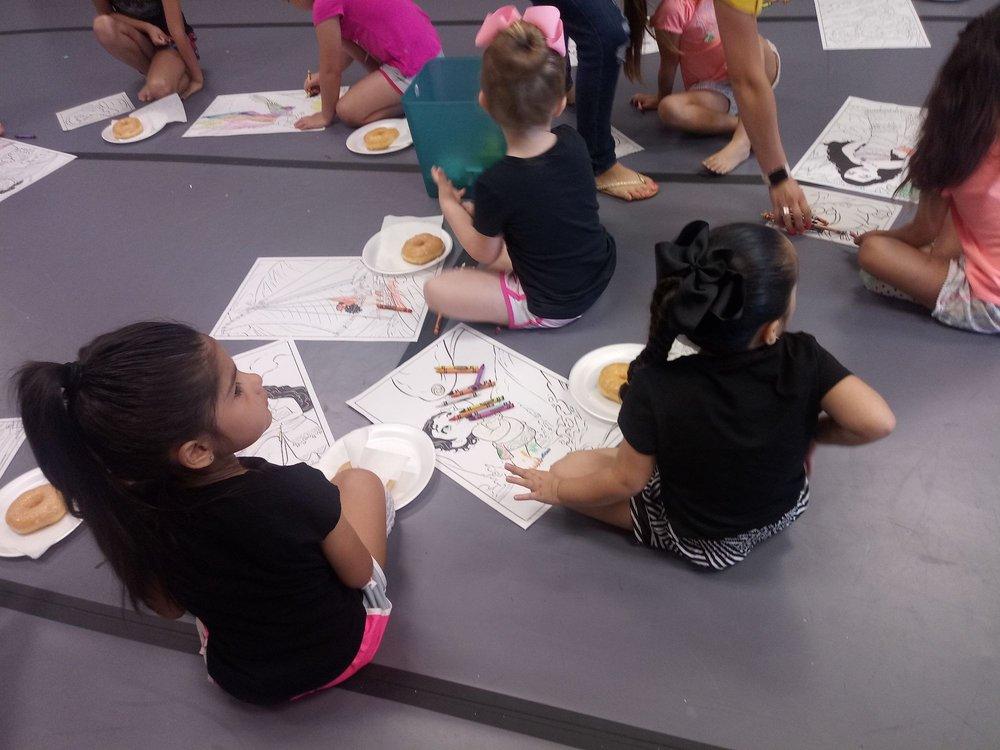 Kim Ryan Dance Center: 9820 Leopard St, Corpus Christi, TX