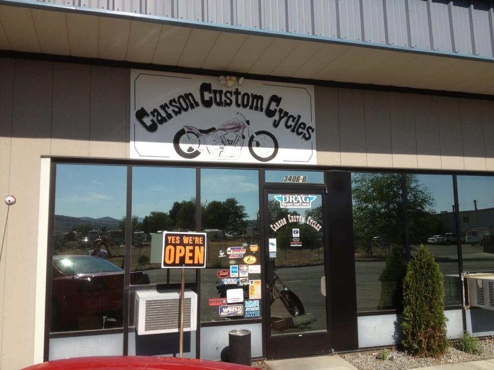 Carson Custom Cycles