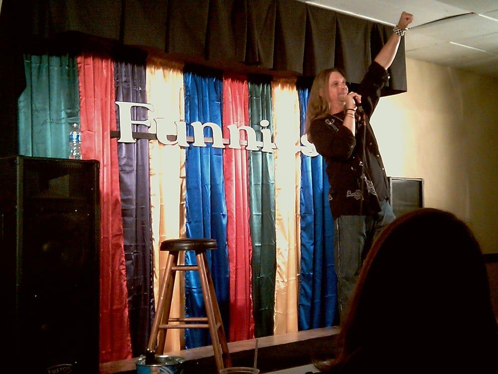 Funnies Comedy Club: 600 E McElroy, Stillwater, OK